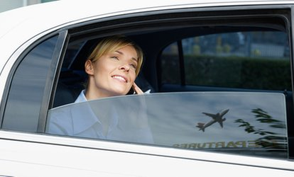 image for £25 Toward London Airport Transfer at Go Airports (80% Off)