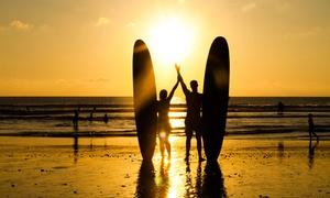 Stand-Up-Paddling | Surfschule Bremen: 60 Min. Stand-up-Paddling-Grundkurs für 1 oder 2 Personen bei Stand-Up-Paddling | Surfschule Bremen (bis zu 49% sparen*)