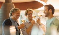 Wijndegustatie met tapas voor 2 of 4 personen met 50% korting