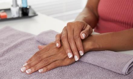 3 o 5 manicure, pedicure e scrub