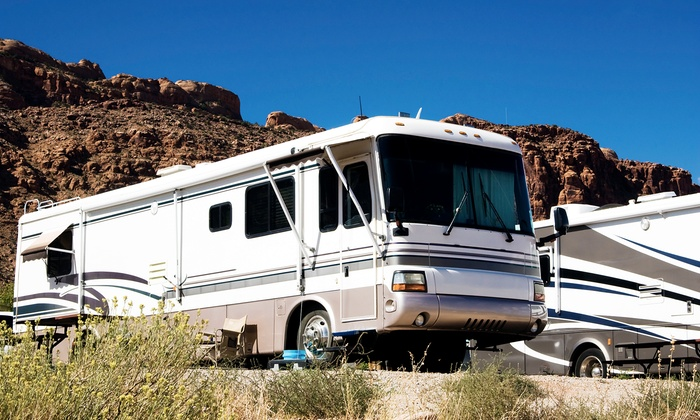 Rv'tailing - Indianapolis: Detail, Headlight Cleaning, and Scratch Removal from Rv'Tailing (45% Off)