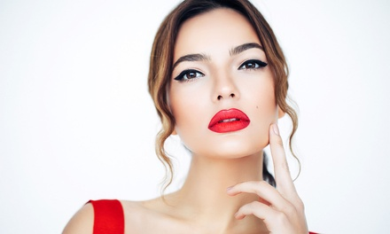 $189 for Eyebrow Microblading at The Signature Brow Up to $650 Value