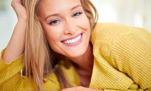 Anna Kołodziejczyk-Majchrzyk Klinika Kosmetologii Estetycznej i Anti-Aging: Bezoperacyjny thermolifting z RF na twarz, szyję: 3 zabiegi za 189,99 zł w Klinice Kosmetologii Estetycznej i Anti-Aging