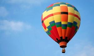 Paseo en globo con fotos de la experiencia para una persona por 139 €