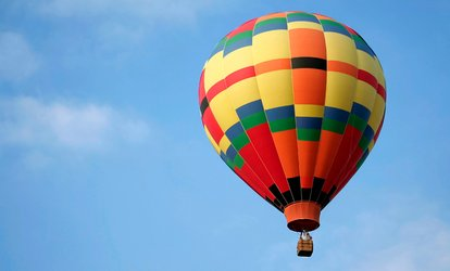 $165 for a <strong>Hot-Air-Balloon</strong> Ride with Breakfast and Drinks from Arizona <strong>Hot Air Balloon</strong> Rides ($325 Value)