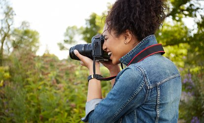 image for Digital Photography Class Package for One or Two at Unique Photo (Up to 69% Off)