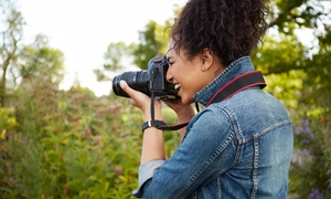 Unique Photo: Digital Photography Class Package for One or Two at Unique Photo (Up to 66% Off)