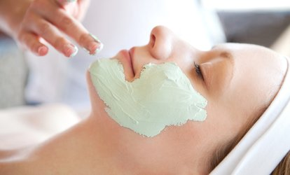 56% Off a Signature Organic Facial