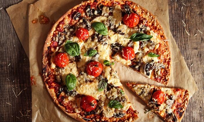Pizzeria Palermo - Pizzeria Palermo: 2 burgery, 1 godzina gry w bilard z napojami za 41,99 zł i więcej opcji w Pizzerii Palermo (do -44%)