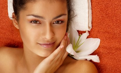 30-Minute Express Facial and 30-Minute Back Swedish Massage at Marie's Beauty (34% Off)