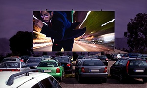 Moonlight Drive-in Cinema: Admission to Moonlight Drive-In Cinema (32% Off)