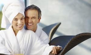 At Spa Villa: Jusqu'à 2h de spa pour 2 personnes avec bulles, option massage et gommage dès 69.99 € au At Spa Villa