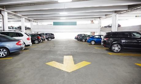 Paga 5 € y obtén un descuento de 20 € en parking en Madrid y Barcelona con Parkfy