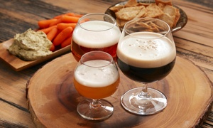 31% Off Beer Flights at Common Sense Brewing at Common Sense Brewing, plus 6.0% Cash Back from Ebates.
