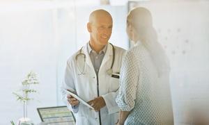 Dr Enrico Rufini: Check-up vascolare flebologico e linfologico agli arti inferiori (sconto 80%)