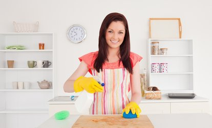 Up to 44% Off Housecleaning from Better Homes & Business