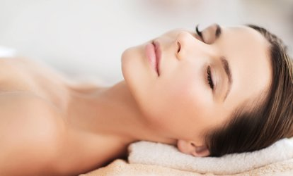 image for Vitamin C and Galvanic Facial at Saasha Hair & Beauty (66% Off)
