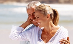 Bay Area Hair Restoration at Mélange A Gallery of Salons: 3, 6, 9, or 12 Laser Hair-Restoration Treatments from Bay Area Hair Restoration at Mélange A Gallery of Salons (Up to 72% Off)