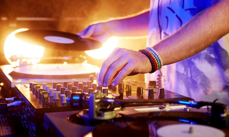 Three or Six Hours of DJ Rental with Sound Equipment, Four Uplights from Proskills Entertainment (Up to 55% Off) ccac41a1-6b81-4f22-8fc3-357514ebbba2