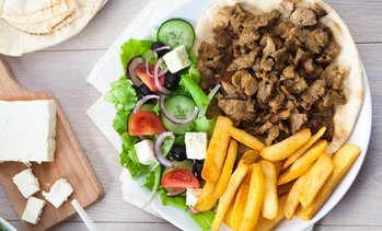 Up to 48% Off Greek Cuisine at Papa's Greek Family Restaurant