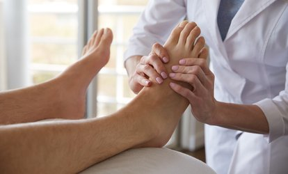 image for One or Three Sessions of Medical Foot Treatment at Oriental Healthcare (Up to 67% Off)