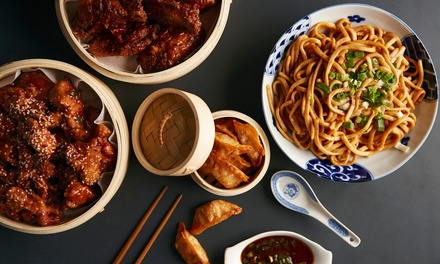 £30 Toward Asian Food and Drinks at HK Noodles (50% Off)