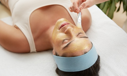 One or Two 24-Karat Rejuvenating Facials at Waxed and Polished Beauty Studio (Up to 50% Off)