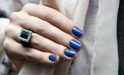Gel Manicure or Pedicure, or Both at Caitlin's Beauty Holistics (Up to 63% Off)