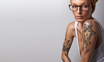 image for Three Laser Tattoo Removal Sessions at AME Medical Group, Inc. (Up to 85% Off). Three Options Available.