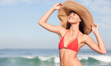 Six Laser Hair Removal Sessions on Small, Medium, Large or Extra Large Areas at Imperial Beauty Spa