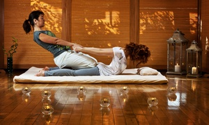 Real Therapeutic Massage + Pilates: Thai or Sports Massage at Real Therapeutic Massage + Pilates (51% Off)