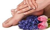 Up to 40% Off Manicure or Pedicure at G&J Beauty Bar