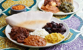 20% Cash Back at Nile Ethiopian Restaurant