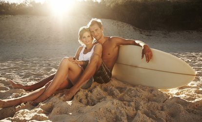 image for One or Two Natural Spray Tans at The Natural Place (Up to 73% Off)