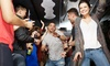 Up to 52% Off Limo Party Bus Rental from CRU
