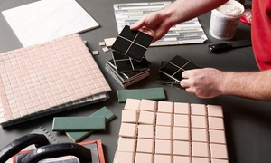 AS Imbiancature: Rifacimento piastrelle 20x20 o 33x33 cm in grès fino a 30 m² con AS Imbiancature (sconto fino a 70%)
