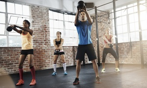 Grange Fitness and Performance Centre: 10 Sessions of CrossFit, Boxing or Kickboxing for One or Two at Grange Fitness and Performance Centre (Up to 77% Off)