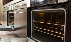 Top Oven Cleaning: Full Oven Cleaning with Optional Hob Cleaning at Top Oven Cleaning (Up to 24% Off)