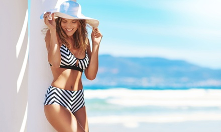 One Brazilian Waxes at Glow Beauty and Health (Up to 56% Off)