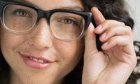 Wertgutschein über 100 € oder 150 € anrechenbar auf Brillen od. Sonnenbrilleninkl. Sehtest und Beratung bei Trio Optik