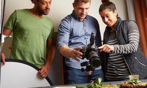 Studio Photo AD: Cours initiation au portrait de 3h ou stage photo débutant (3x3h) pour 1 ou 2 personne dès 39,90 € chez Studio Photo AD