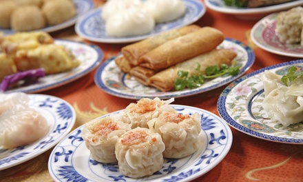 Yum Cha: 9 Items for 2 ($38) or 4 ($59), or 10 Items for 2 ($45) or 4 Ppl ($69) at Sky Broadbeach (Up to $119.60 Value)