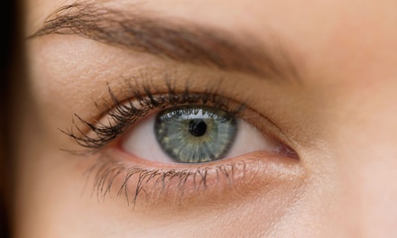 Full Set of Natural $49 or Thick 3D $79 Eyelash Extensions at Bao Beauty Up to $199 Value