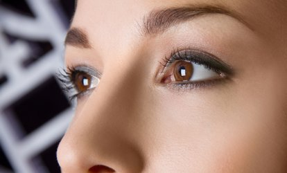 image for From $19 for a Brow and Lash Package or Full-Face Thread at Diva Celebrity Face & Body Clinic (from $60 Value)