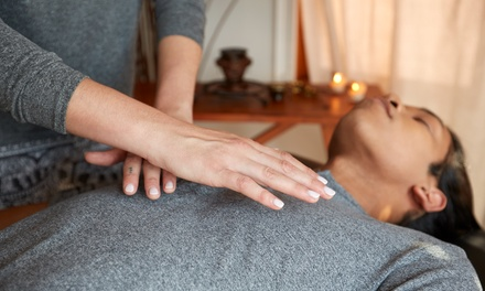Reiki Sessions with Optional Aromatherapy at Becca Kidwell, Holistic Reiki Practitioner (Up to 70% Off)