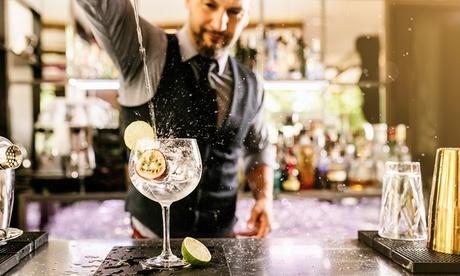 4 Std. Gin-Tasting mit 25 Sorten Gin für 1 oder 2 Personen bei Unique Berlin Events