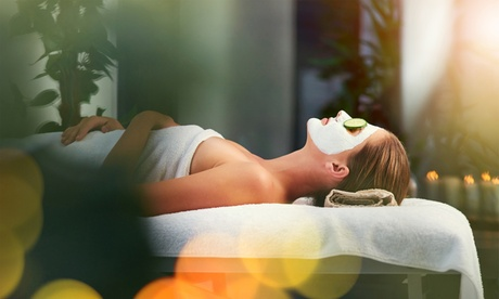 Up to 65% Off on Therapy - Light at My All Organic Spa