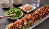 10% Cash Back at Ageha Sushi