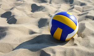Endless Summer Volleyball: Indoor Beach Volleyball at Endless Summer Volleyball (Up to 70% Off). Five Options Available.