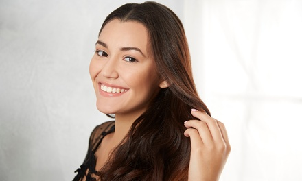 Hair-Styling and Color Services at Salon Notre' (Up to 66% Off). 19 Options Available.